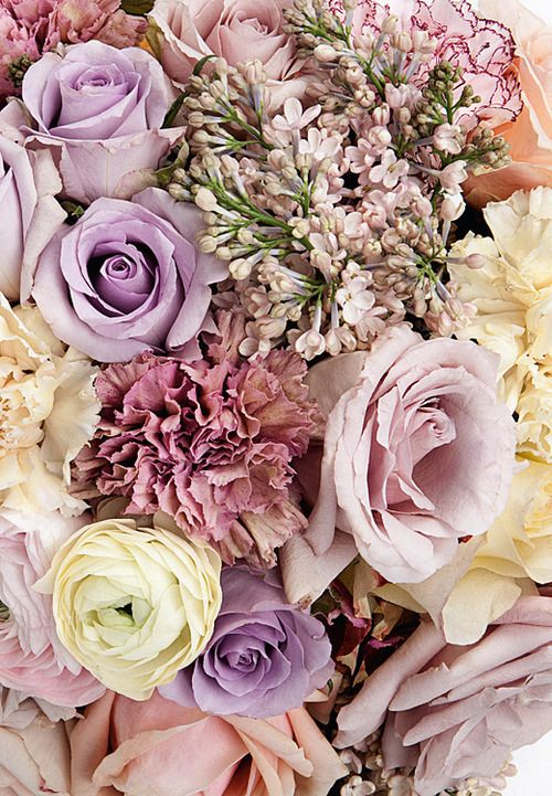25 best images about pastel colors on pinterest pastel for Pastel colored flower arrangements