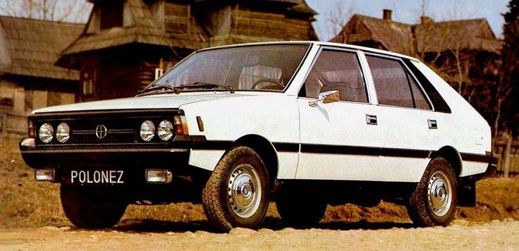 1978 FSO Polonez