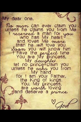 This is so awesome. Read it <3: Princess, Girl, Inspiration, Quotes, Faith, Daughter