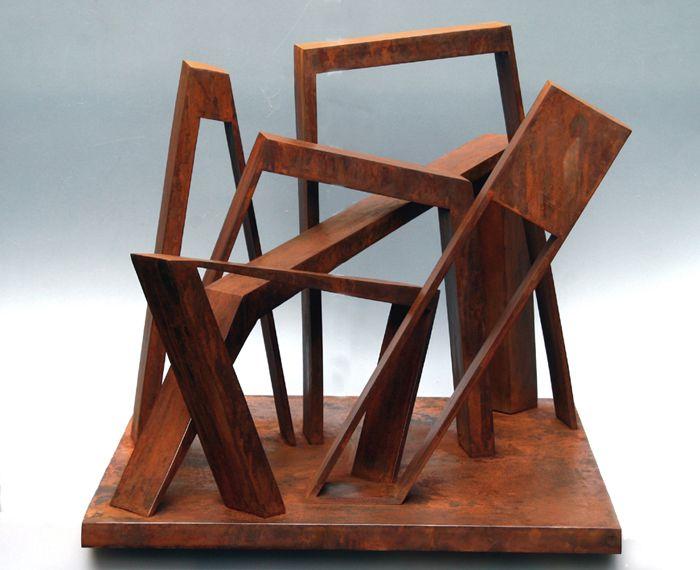 M s de 1000 ideas sobre escultura abstracta en pinterest - Esculturas de madera abstractas ...