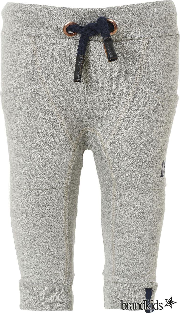Noppies Spodnie dresowe szary - Chłopcy Niemowlęta Spodnie 72,10 zł