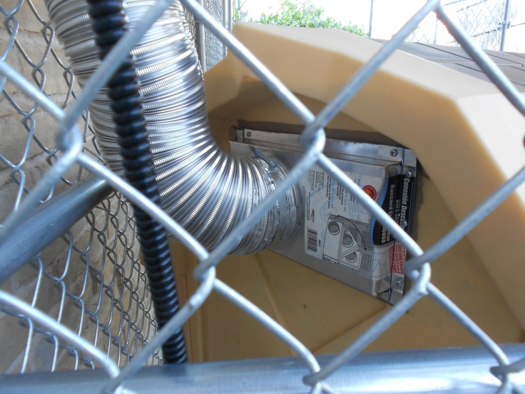17 Best Ideas About Air Conditioned Dog House On Pinterest