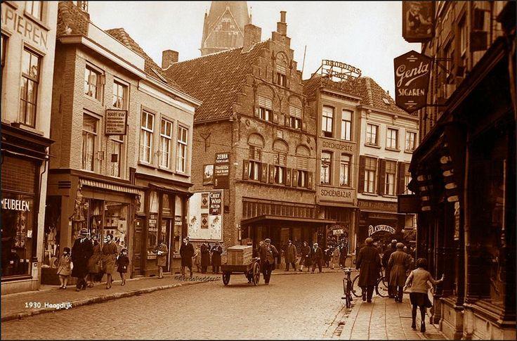 Haagdijk Breda 1930