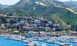 Groupon - Stay at Hotel St. Lauren on Santa Catalina Island, CA in Santa Catalina Island, CA. Groupon deal price: $84