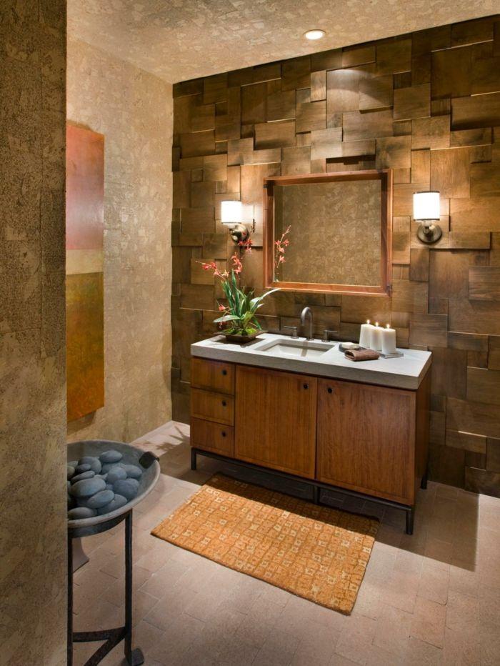 Die besten 25+ Spiegel holzrahmen Ideen auf Pinterest Spiegel - wohnzimmer orange braun