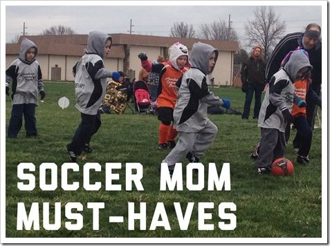 Must-Haves for Soccer Moms