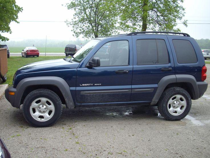 Jeep Liberty Sport Kj Kk Pinterest