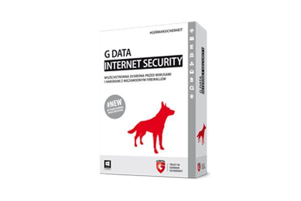 PROMOCJA!  Teraz oprogramowanie antywirusowe G Data INTERNET SECURITY możesz otrzymać za jedyne 99 zł! Oprogramowanie zapewnia najlepszą ochronę przed wirusami oraz chroni Cię przed atakami hakerów wykorzystując potężną zaporę sieciową.