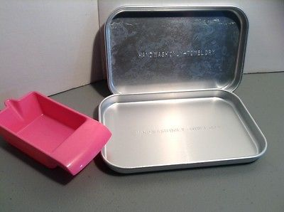 ULTIMATE EASY BAKE OVEN Accessories - 2 Rectangular Cake Pans