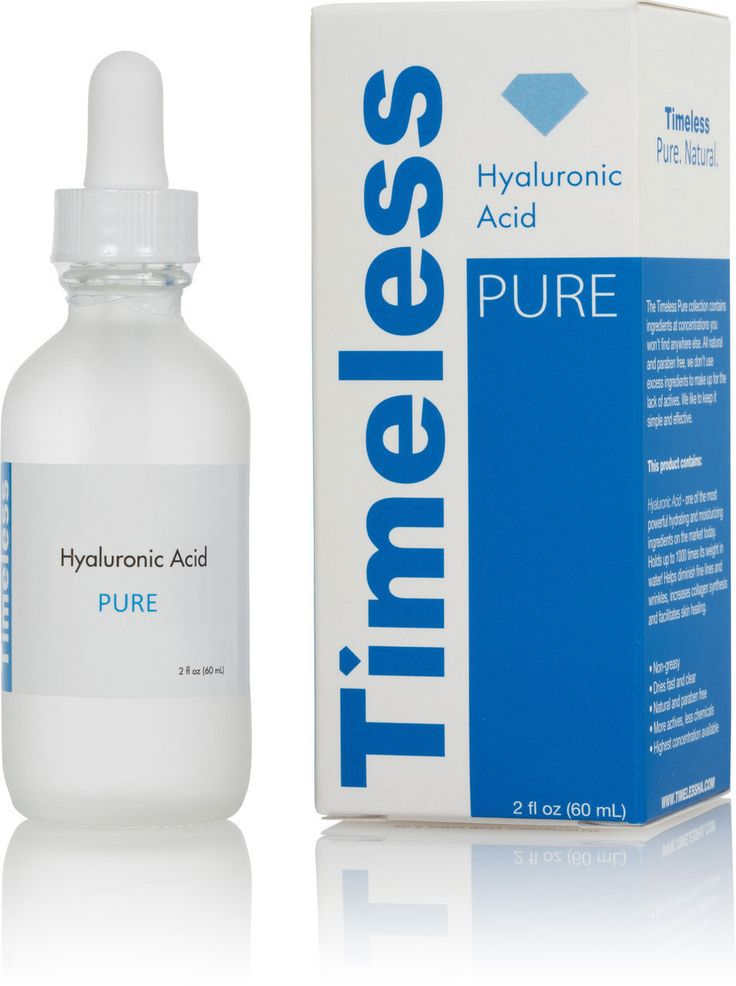 Item specifics    									 			Condition:  												 																	 															  															 															 																New: A brand-new, unused, unopened, undamaged item (including handmade items). See the seller's  																  																		... - #SkinCare https://lastreviews.net/health-beauty/skin-care/hyaluronic-acid-serum-100-pure-2-oz-60-ml-timeless-skin-care-2/