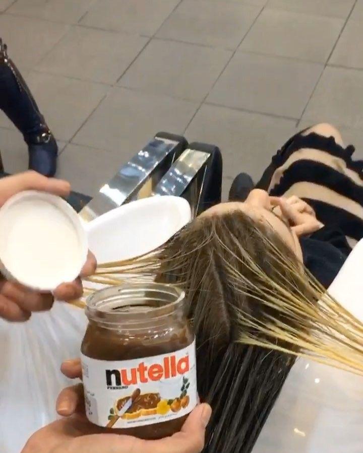 Nutellával festette be a haját ez a nő – Nem fogod elhinni, milyen lett a végeredmény - Segithetek.blog.hu