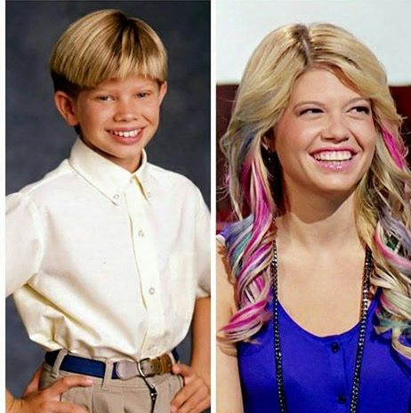 Everyone is praising Bruce Jenner about changing genders but no one cares about that nerd Minkus from boy meets world becoming Chanel West Coast.