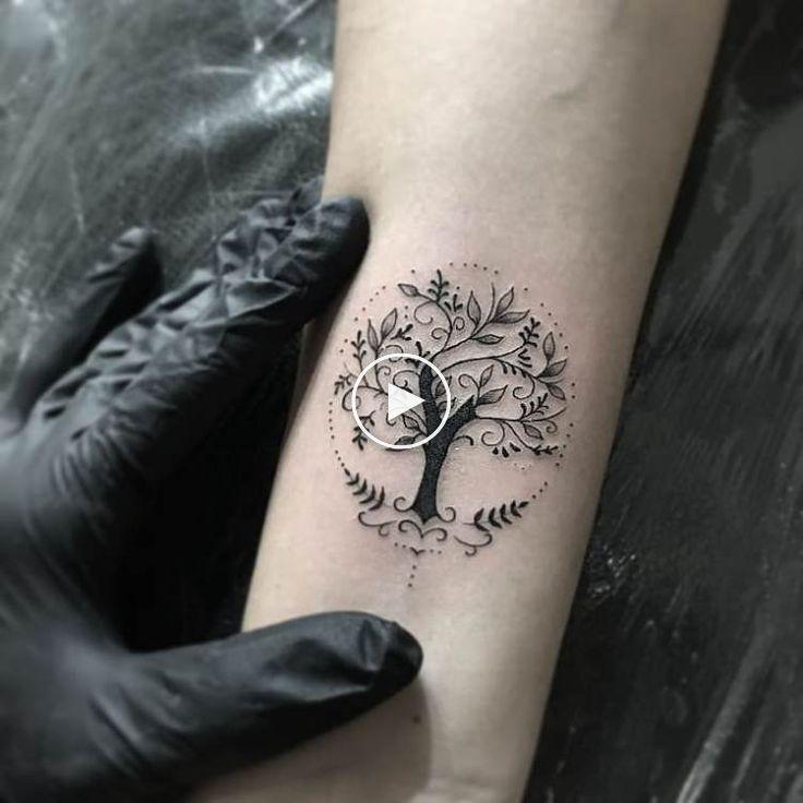50+ einfache und kleine minimalistische Tattoos – Designideen für Frauen, die sofort etwas machen möchten