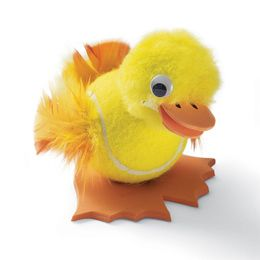 Just Ducky Tennis Ball Chick