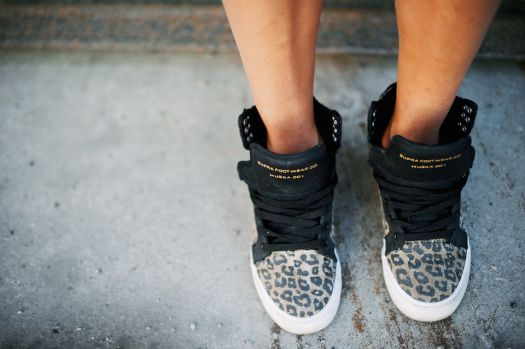SUPRA SKYTOP in CHEETAH