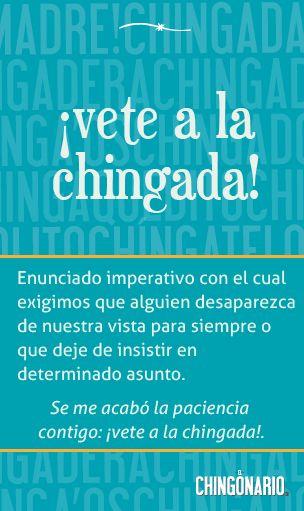 La frase de la semana en @ElChingonario --> jajaja totalmente mexicano! XD