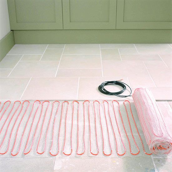 Underfloor heating guide | heating advice | flooring advice | housetohome