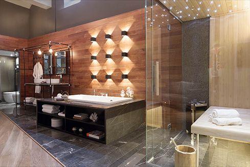 Tendencia en diseño de espacios para baño – Design & Art Center – Virginia Di Leoni e e Ines Calamante