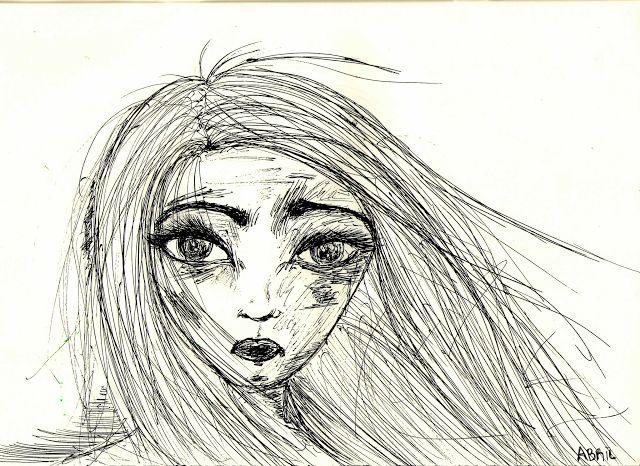 Otoño Abriliano   draw drawing dibujo comic arte art viñeta historieta