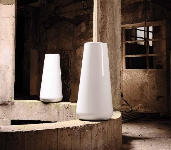 Lullaby by Plart Design | http://bit.ly/1yCYHrM Elegant high POT also available with lighting.
