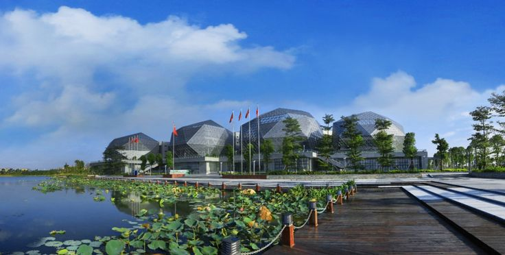 Office Building of Dongguan Eco-park Holding CO., LTD. - Construction21