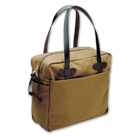 Filson Zippered Tote Bag. I Love This Bag