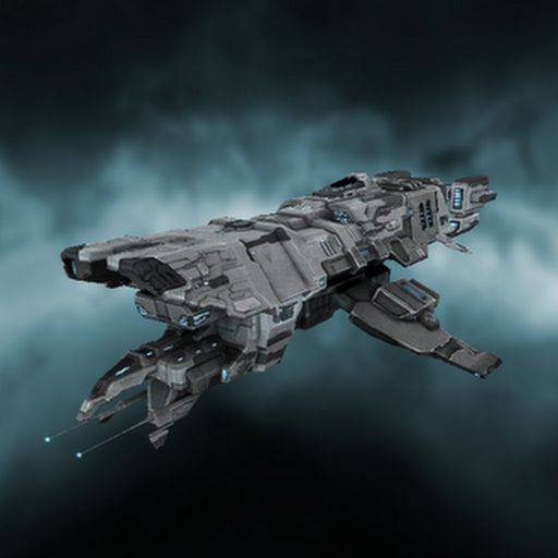 The Ever flexible Tengu from Eve Online