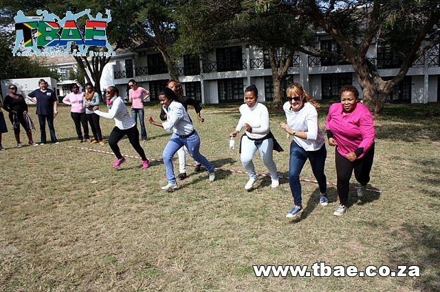 IFC SA Mini Olympics team building Fourways #olympics #IFC #teambuilding #TBAE