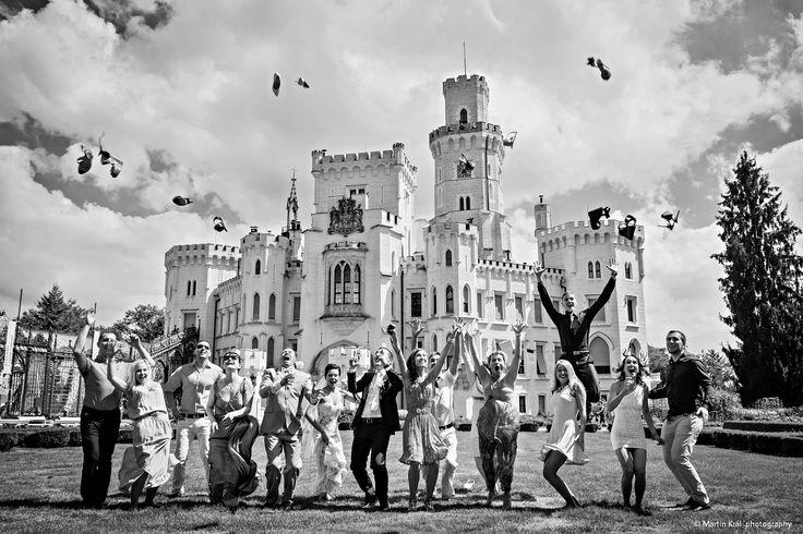 Chateau Hluboka nad Vlatvou - wedding photography