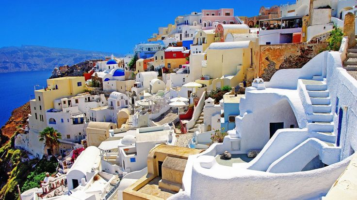 Santorini was voted as the 8th most beautiful European city of 2013! No surprise, if you think about its magic sunset, unique landscape and beautiful people.