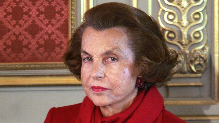 Sie war die reichste Frau der Welt - L'Oréal-Milliardärin Liliane Bettencourt ist tot - Geld - Bild.de