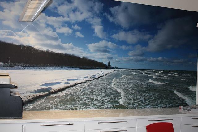 """""""View"""" from meeting room by saveasmervik, via Flickr"""