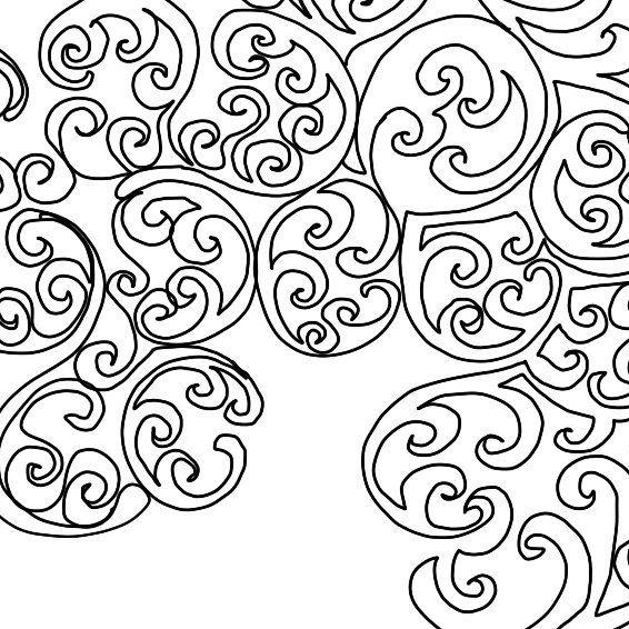 I am working on this new spiral design for my #spiralstore on #zazzle This is #minimalistic black on white pattern, spiral themed. #modernart #spirals  artwork by Charles Bridge 7x
