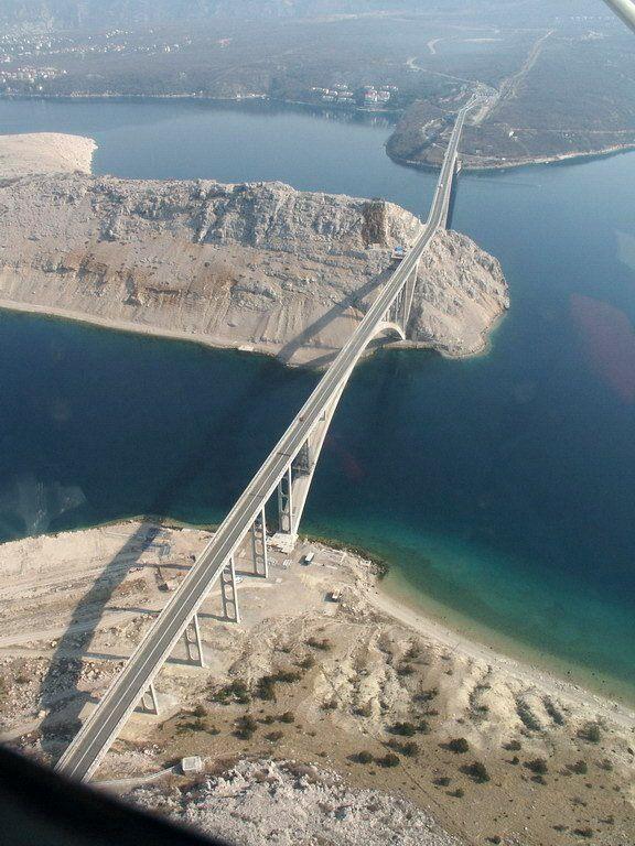 Krk Island - Krk bridge
