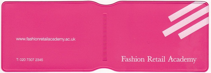 Oyster card holders  http://www.idpro.biz/oyster-cardholder/  Fashion Retail Academy