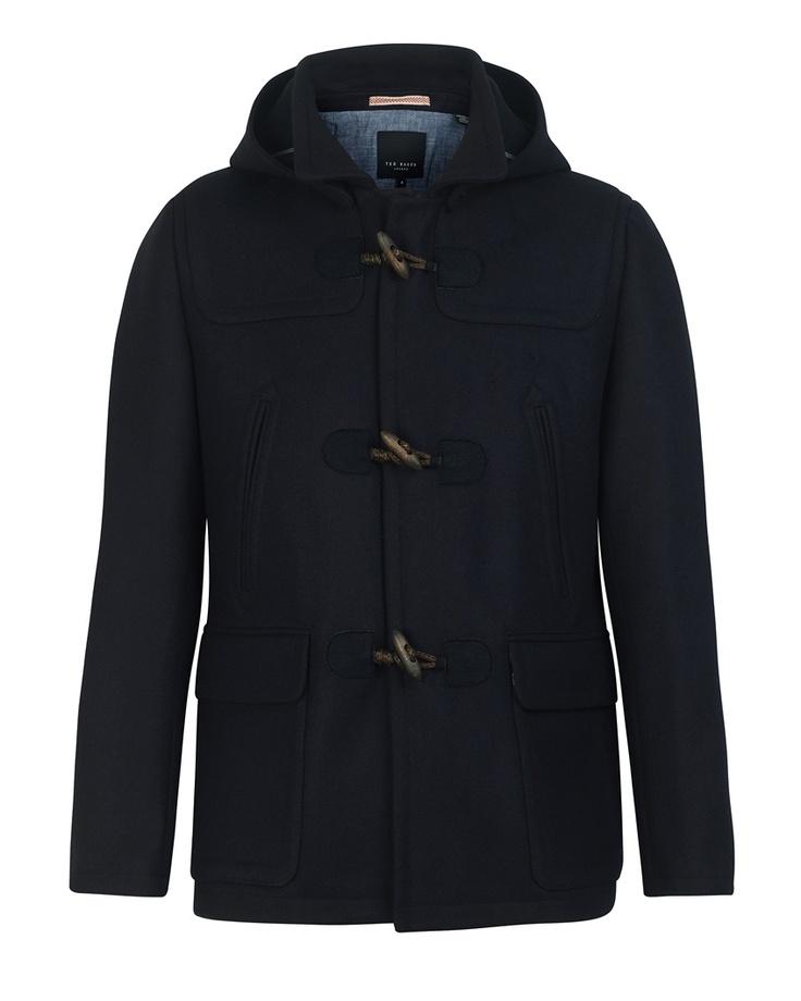 BOHOOD - Wool duffle coat
