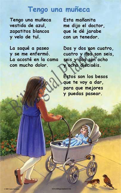 Nursery Rhymes in Spanish - Bilingual Planet