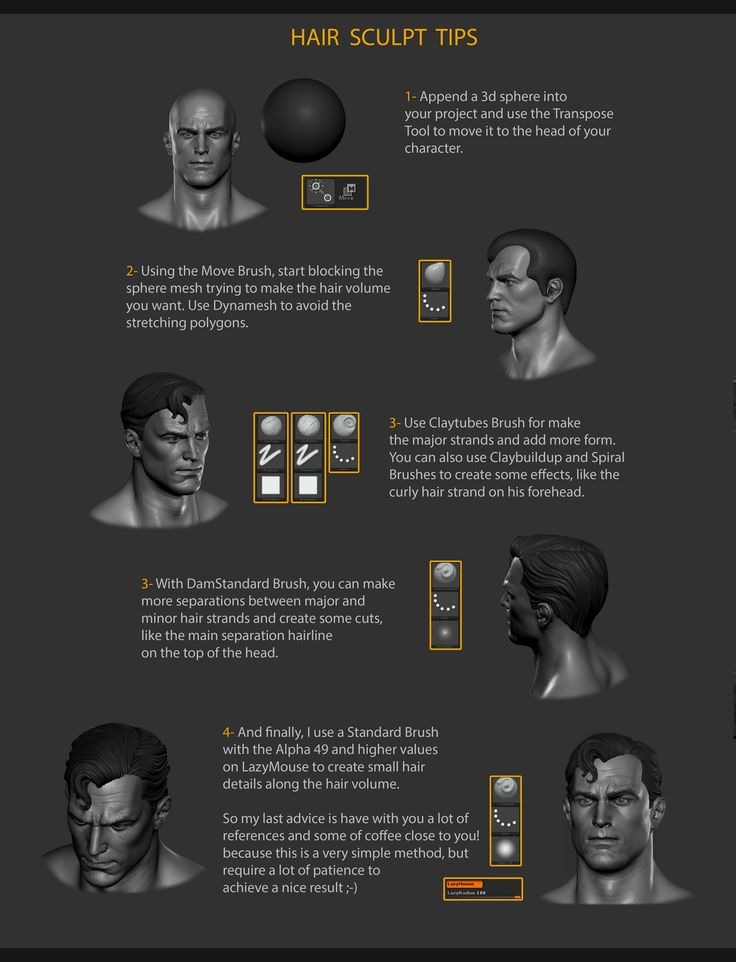 Character Design Zbrush Tutorial : Best images about zbrush tips on pinterest sculpting