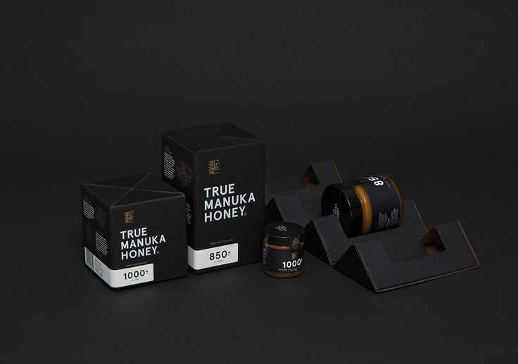 The True Honey Co. on Behance