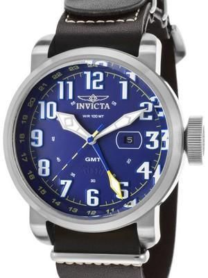 Invicta Aviator GMT Quartz 18887 Mens Watch