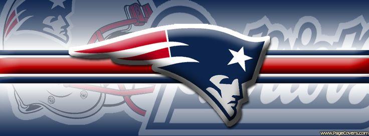 New England Patriots Facebook Cover