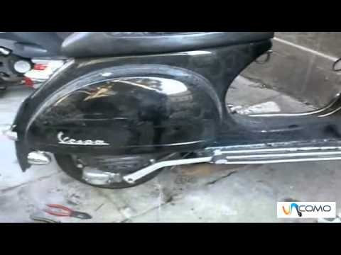 Cómo cambiar el cable del embrague Vespa PX, via YouTube.