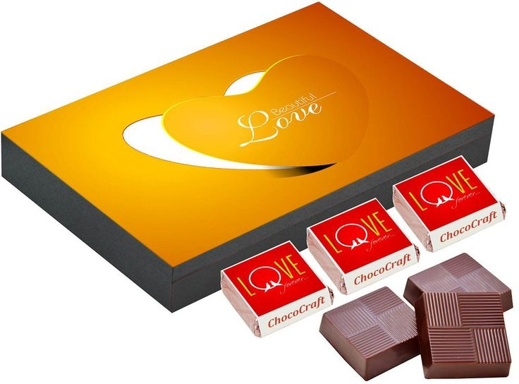 Love gifts for boyfriend | Gift chocolate box