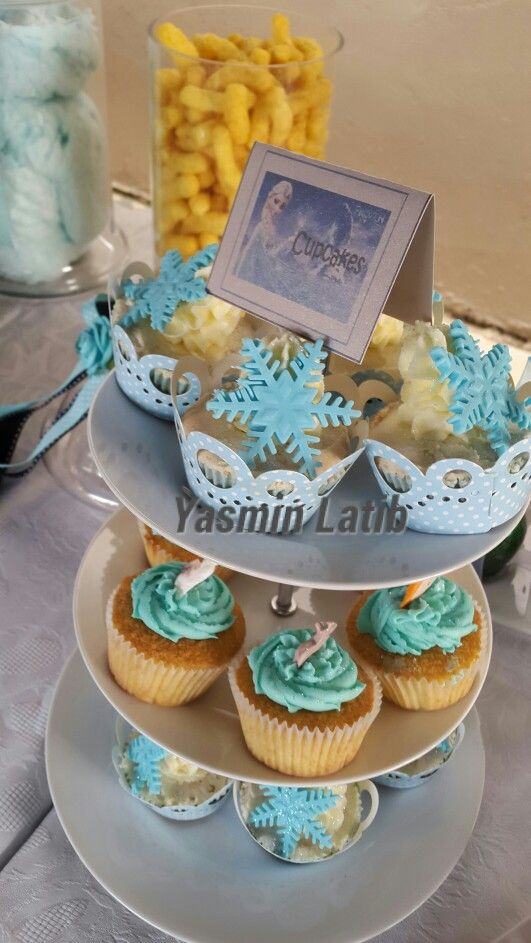 Frozen cuppies