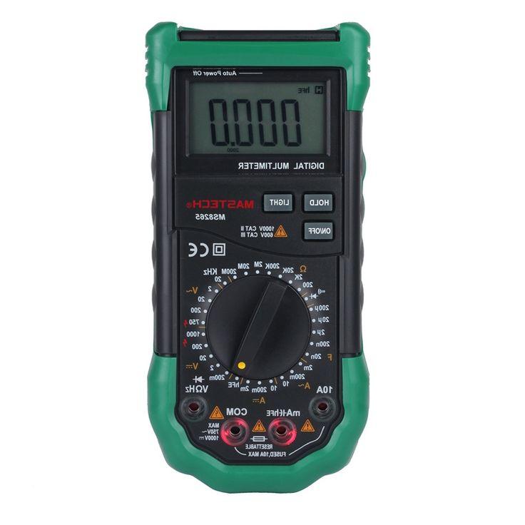 39.99$  Watch here - https://alitems.com/g/1e8d114494b01f4c715516525dc3e8/?i=5&ulp=https%3A%2F%2Fwww.aliexpress.com%2Fitem%2FMASTECH-Digital-Multimeter-MS8265-AC-DC-Volt-Ampere-Ohm-Capacitance-Frequency-Tester-Meter-Transistor-Continuity-Diode%2F32602562956.html - MASTECH Digital Multimeter MS8265 AC DC Volt Ampere Ohm Capacitance Frequency Tester Meter Transistor Continuity Diode Tester 39.99$