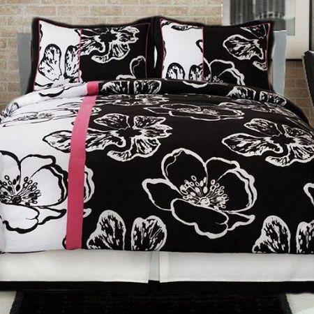Pem America Twiggy 4-Piece Comforter Set Comforter Sets