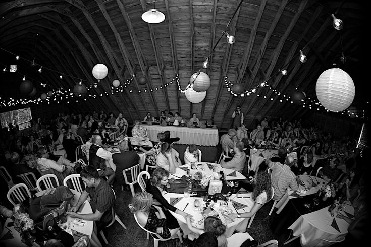 Barn Wedding - Nova Scotia  www.healyevents.com