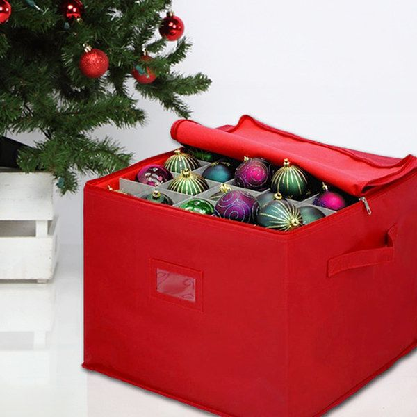 Christmas Tree Storage Tote 22 Best Holiday Storage Ideas Images On Pinterest  Holiday Storage
