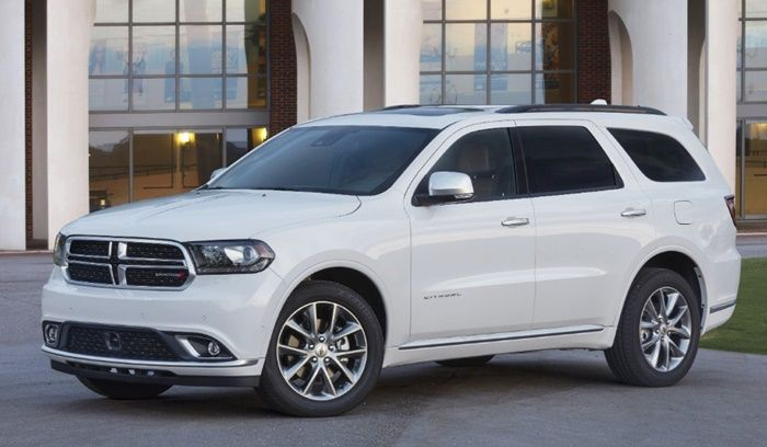 2020 Dodge Durango Gt Plus Awd Review Dodge Durango Durango Dodge