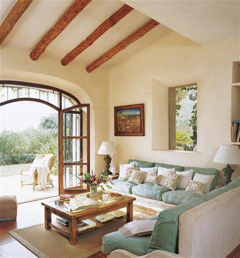 M s de 25 ideas incre bles sobre salas verdes en pinterest - Fotos de salones de casas ...